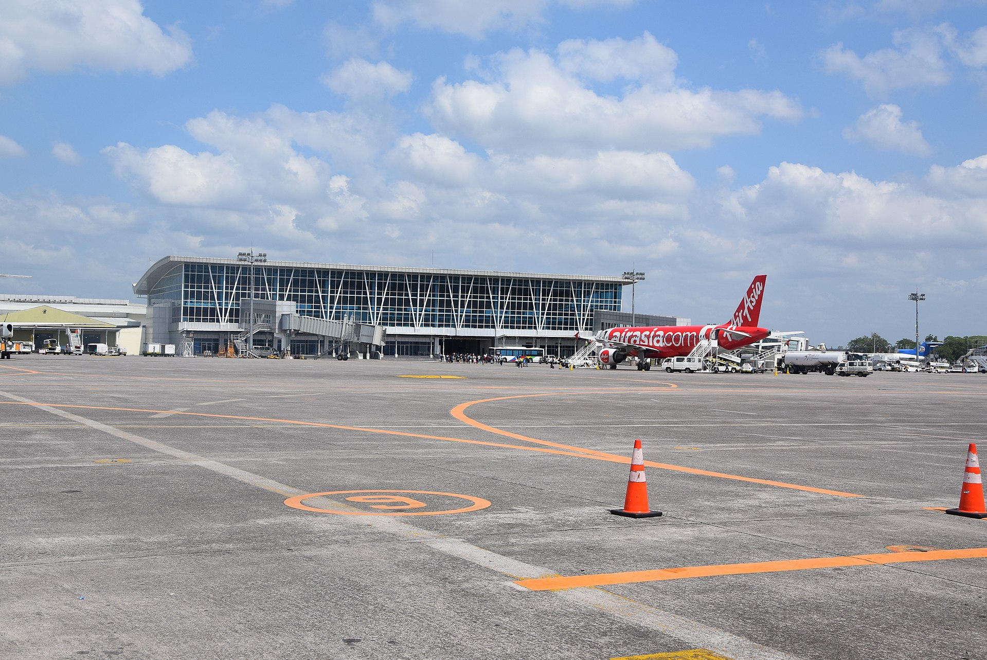 New airports in Bulacan, Sangley Point contemplated in