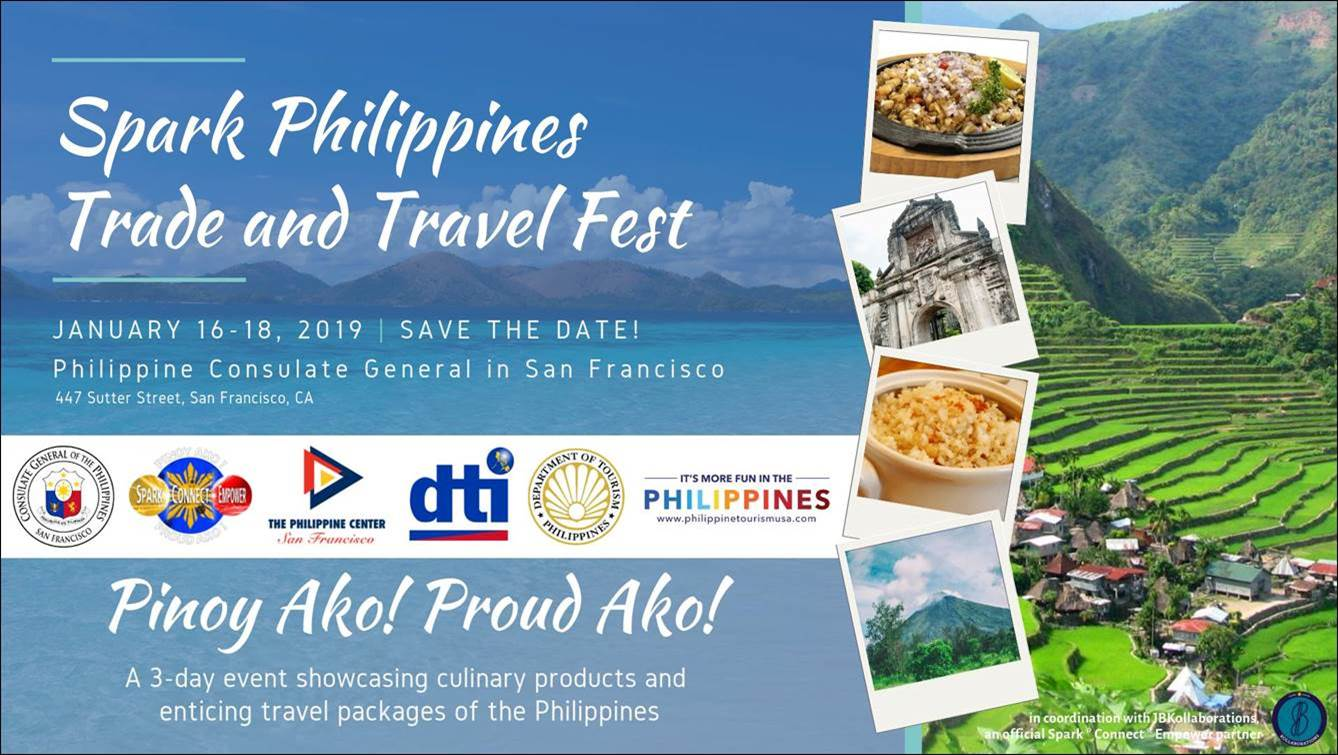 Spark Philippines Trade and Travel Fest | FilAmstar