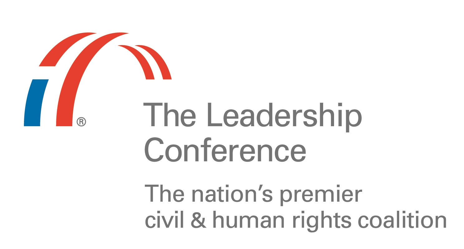 Image result for ;leadership- conference on civil and human rights